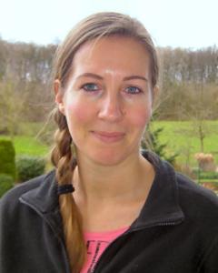 Christina Dieckmann, Kinder-krankenschwester