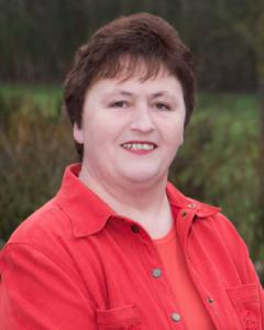 Agnes Lansmann, Krankenschwester