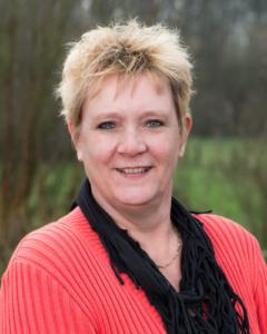 Christel van Koot, Krankenschwester
